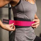 Cinturon Pesas Mujer Crossfit Mediano Harbinger Envío Gratis