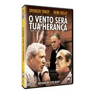 O Vento Será Tua Herança - Dvd - Spencer Tracy - Gene Kelly