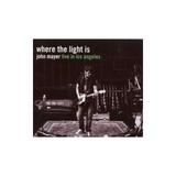 Mayer John Where The Light Is Live In Los Angel Cd X 2 Nuevo