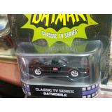 Hot Wheels Batman Batimovil Retro Clasic Tv