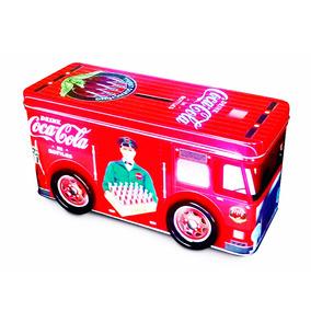 Camion Alcancia Coca Cola