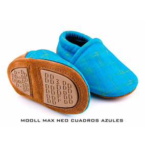 Zapatilla Mooll Max Suela Pvc Semi Blanda Pre Caminantes