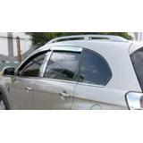 Kit De Accesorios Cromados Para Chevrolet Captiva
