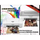 Impresora Canon Pixma Ip 2810 Sin Cartuchos