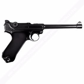 Pistola Luger We Airsoft Full Metal Tienda E-nonstop