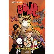 Bone En Busca Del Resplandor 3, Jeff Smith, Astiberri