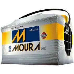 Bateria Automotiva Moura 80ah Amperes Selada Stroca Original