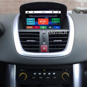 Radio Dvd Peugeot 207 Compact