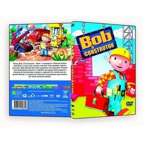 6 Dvds Bob O Construtor - Coleção Infantil - Promoção