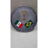 Moneda De Plata Mundial.mexico 70 1970 Con Estuche Original