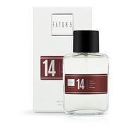 Perfume Fator 5 - Numero 14 (ref.: Dulce E Gabanna Women)