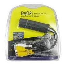 Dvr Easy Cap - Cd Instalação - Frete Grátis