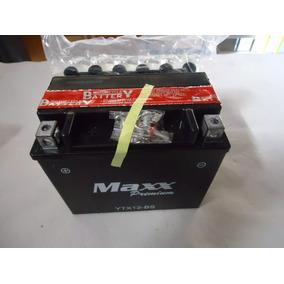 Bateria Xt 600/tenere/cbr 1.100/ninja 650 Max 12 Amper Gm