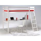 Camarotes C/cama Alta+escritorio+escalera,