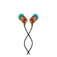 Auriculares House Of Marley Smile Jamaica Rasta Mic 1 Boton