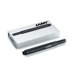 Cartucho De Recarga Para Estilográficas Lamy T10 Color Negro
