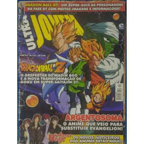 Revista Ultra Jovem Edição Ano 02 N° 10