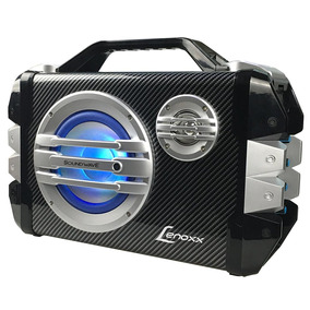 Caixa De Som Amplificadora Bluetooth 100w Rms Lenoxx - Ca305