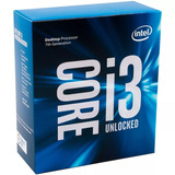 Cpu Intel Core I3-7350k S-1151 7a Generacion 4.20 Ghz