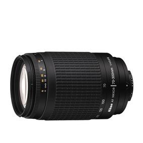 Lente Nikon 70-300mm Af F/4-5.6g + Parasol E Pronta-entrega.