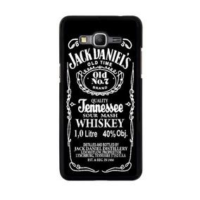 Protector Samsung Galaxy Grand Prime Plus Jack Daniels Logo 8b2343b4d0a94