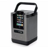 Sistema De Sonido Para Ipod Y Iphone Radio Am/fm Partycube
