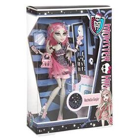 Boneca Monster High Rochelle Goyle Mattel Bbc10