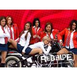Novela Rebelde As 3 Temporadas Sem Cortes Dublada 440 Cap.