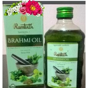 Óleo Brahmi 200ml