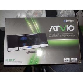 Atvio Ks-3398f Microcomponente