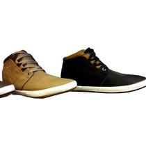 Zapatillas Botitas Modelos Exclusivos I Run De Cuero Propio