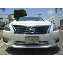 Altima Exclusive Gps Piel 2014
