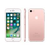 Iphone 7 Rose Gold 128gb Anatel Lacrado Nota Fiscal