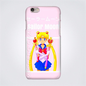 Case Protector Slim Funda Sailor Moon Rosa Japon Anime Pink