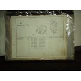 Manual Catalogo De Piezas Honda Cbr400n