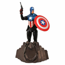 Action Figure Marvel Select Capitão América Capitain America