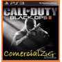 Call Of Duty Black Ops 2 Ps3 Digital Pase Online Caja Vecina