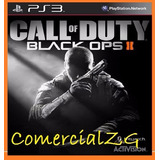 Call Of Duty Black Ops 2 Ps3 Digital Pase Online Caja Vecina