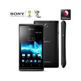 Smartphone Sony C1604 Xperia E Dual Com Dual Chip, 3g, Wi-fi