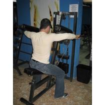 Flys Lateral De Rodillos P/hombro : Guerra Fitness Equipment