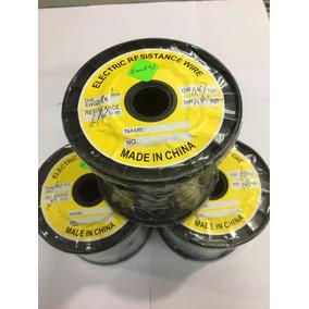 Ferroniquel Resistencia Eléctrica (kg) Plana 2mmx0.1mm