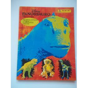 Álbum Dinossauro Disney Bom Estado Incompleto