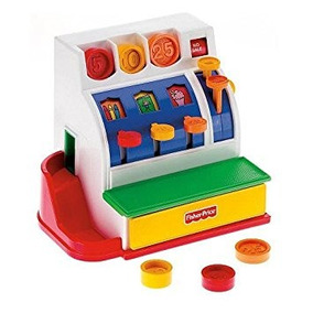 Juguete Fisher-price Fun 2 Imagínese La Caja Registradora