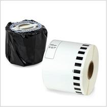 Rollo Termico Dk 2205 Para Impresora Brother Ql.