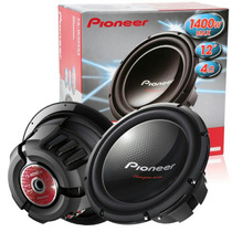 Woofer Pioneer Doble Bobina 310 Serie Champion
