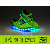 Tenis Led Luminosos! Somos Fabricantes!