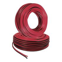 Cable Bicolor De 18 Awg Para Bocina Exelente Calidad
