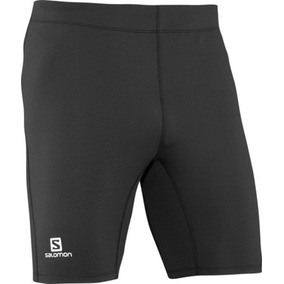 Lycra Masculina Salomon- Start Short Tight M Negro