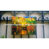 Cuadros Láminas Impresiones Lienzo - Otoño Paisajes 40x50