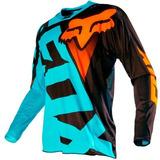 Camisa Fox Masculina Mx 360 Shiv 16